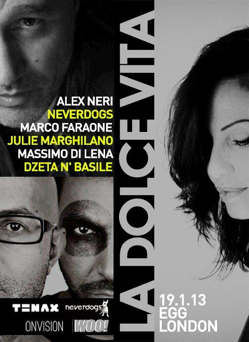 Alex Neri & Marco Solforetti / Ilario Alicante - Warm Vibes EP