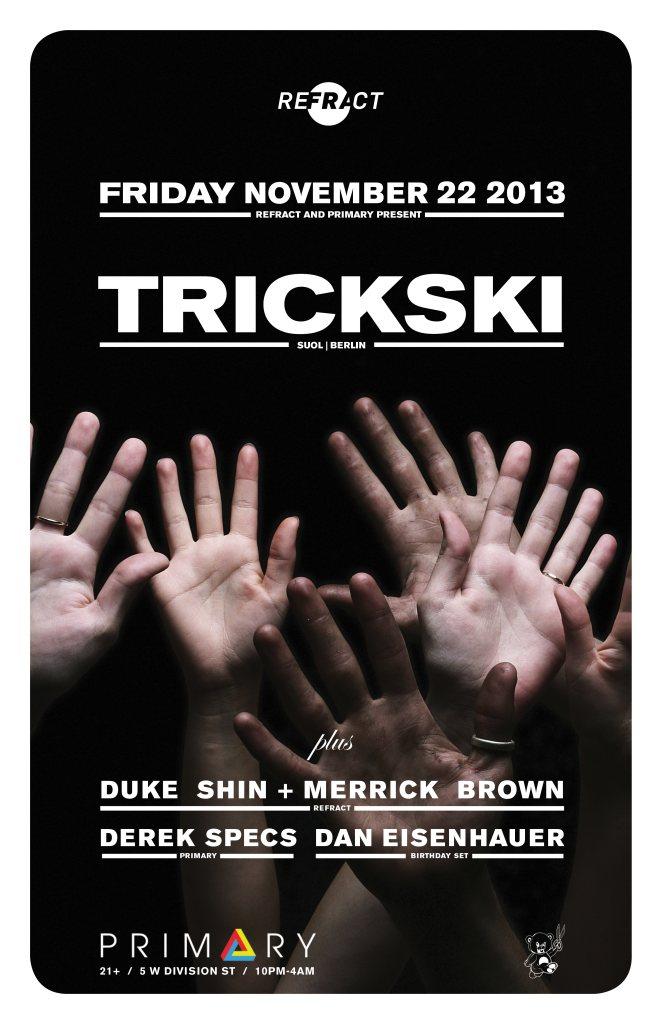 Trickski - The Warm Up