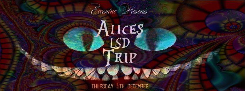 ra eccentric presents alice s lsd trip with chris lorenzo at