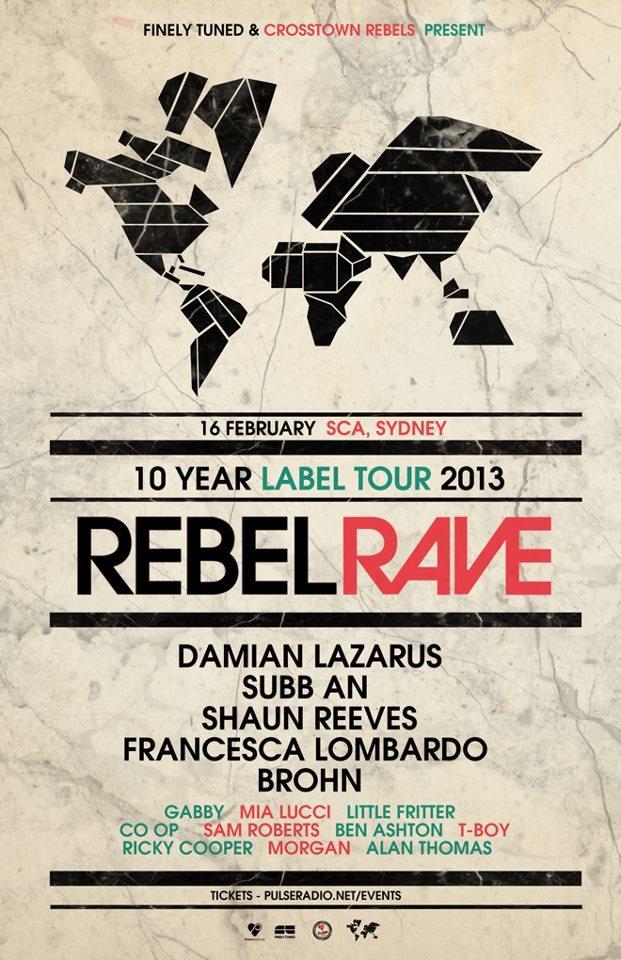 Rave rebel