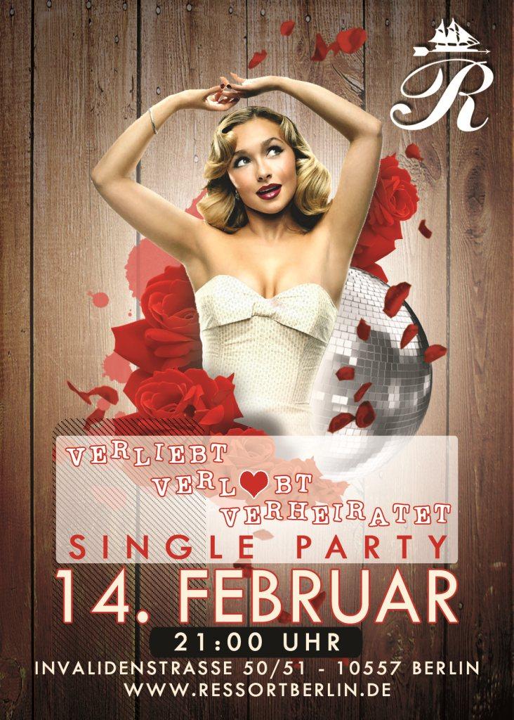 Valentinstag single party berlin. Berlin, Germany Singles Party Events | Eventbrite
