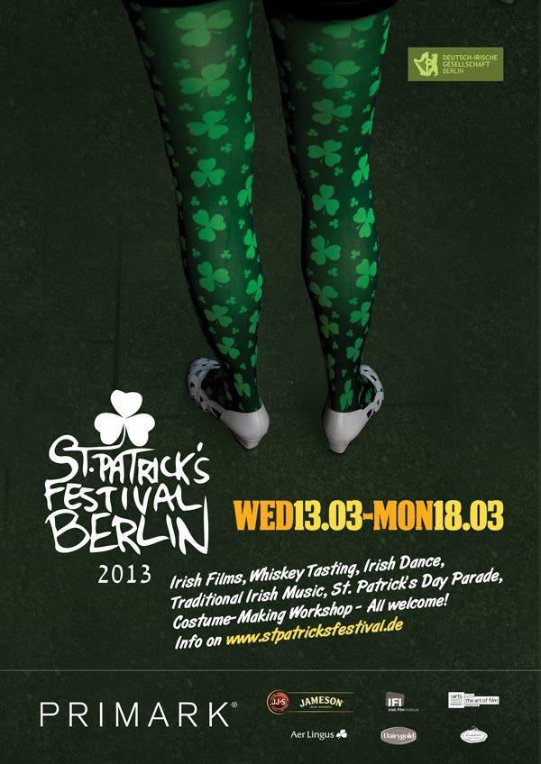 St patrick s festival berlin 2013