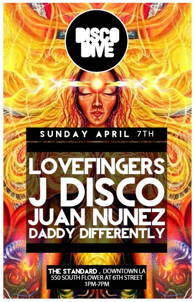 RA Disco DIVETM Feat Lovefingers J Juan Nunez More At The