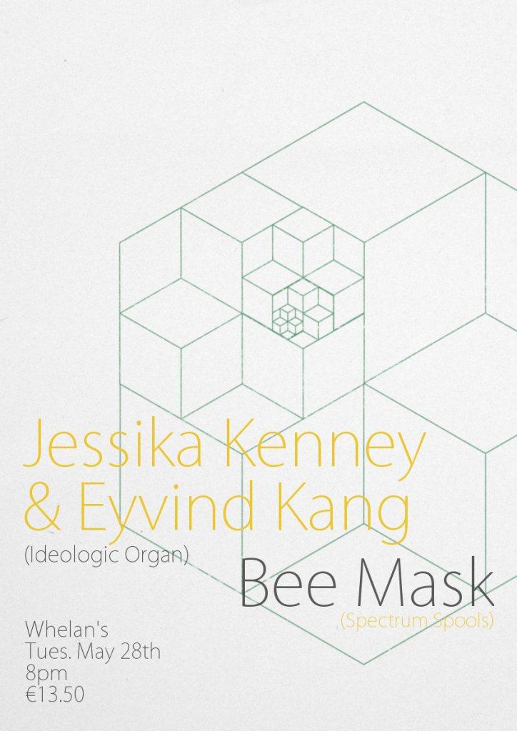 JESSIKA KENNEY & EYVIND KANG