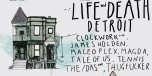 Life and Death Detroit presented by Liaison Artists flyer
