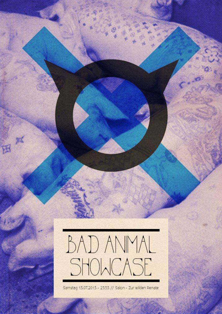Ra bad animal showcase at salon zur wilden renate berlin for Salon zur wilden renate