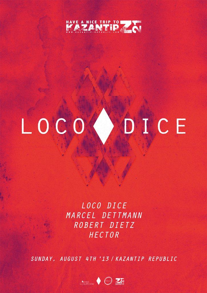 Loco Dice Logo