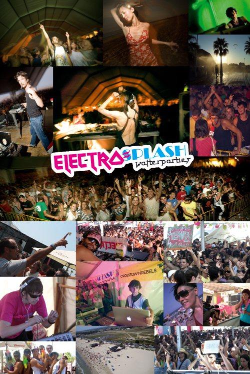 Ra x anniversary electrosplash wafterparties festival at - Laydown puerto valencia ...
