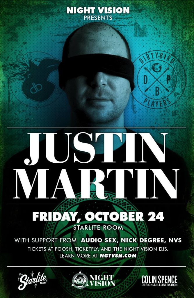 Peachy Ra Night Vision Presents Justin Martin At The Starlite Download Free Architecture Designs Scobabritishbridgeorg