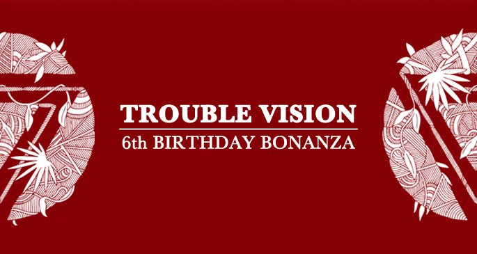Ra trouble vision 6th birthday with motor city drum for Motor city drum ensemble raw cuts 3