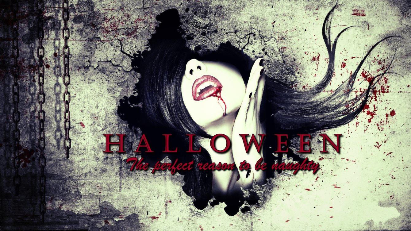 line up - Naughty Halloween