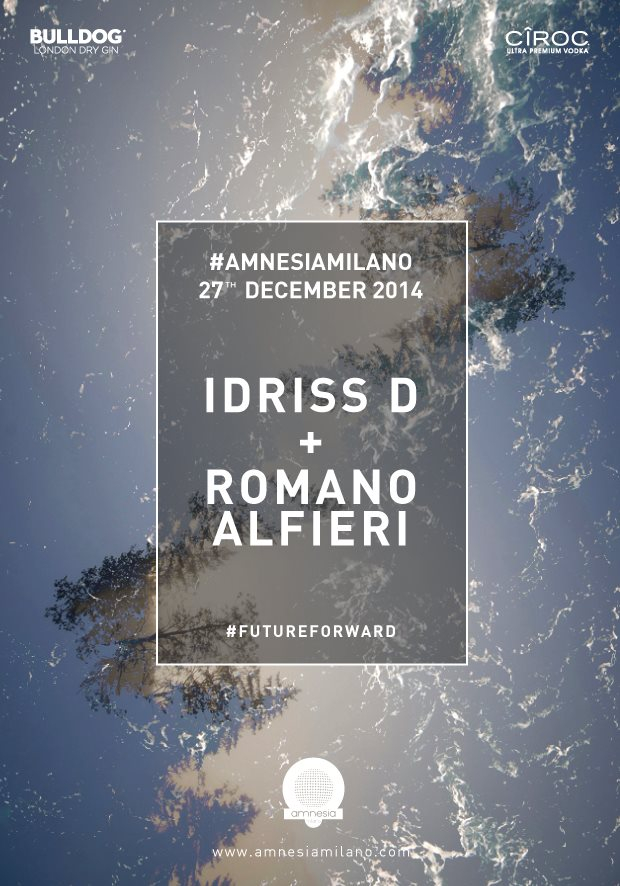 Page 1 | 27/12/2014 | Milano | Idriss D & Romano Alfieri at Amnesia Milano. Published by DjMaverix on Tuesday, 23 December 2014 in Clubs and Discoteque (Events)