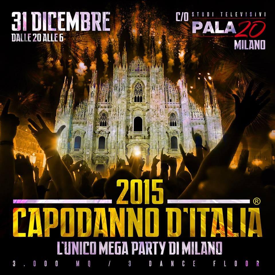 Ra capodanno d 39 italia milano 2015 at tba north north for Capodanno in italia