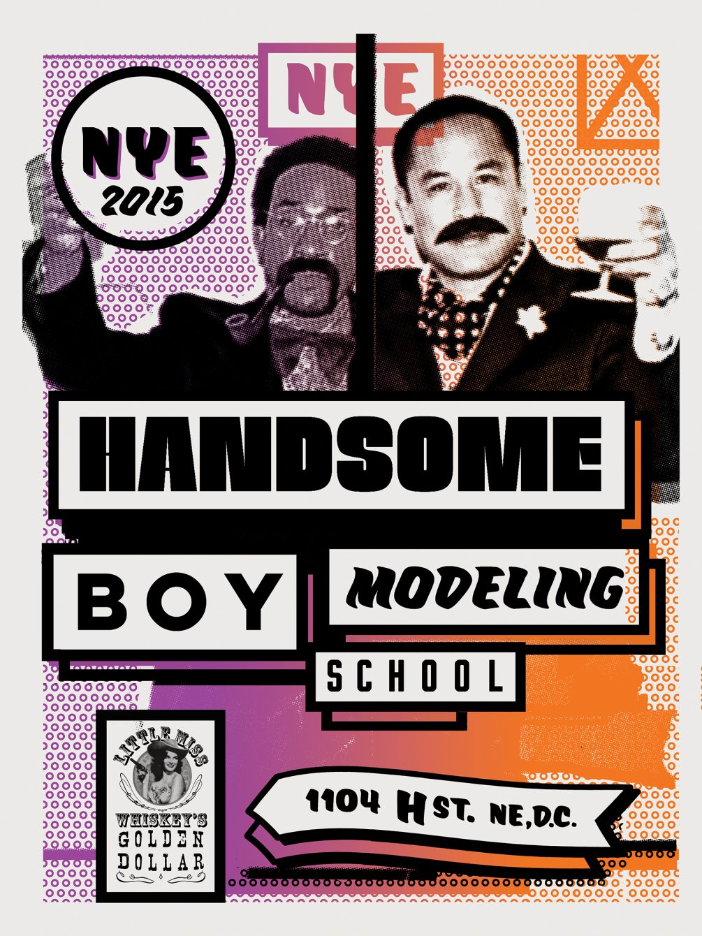 RA: NYE with Handsome Boy Modeling School at Little Miss ...
