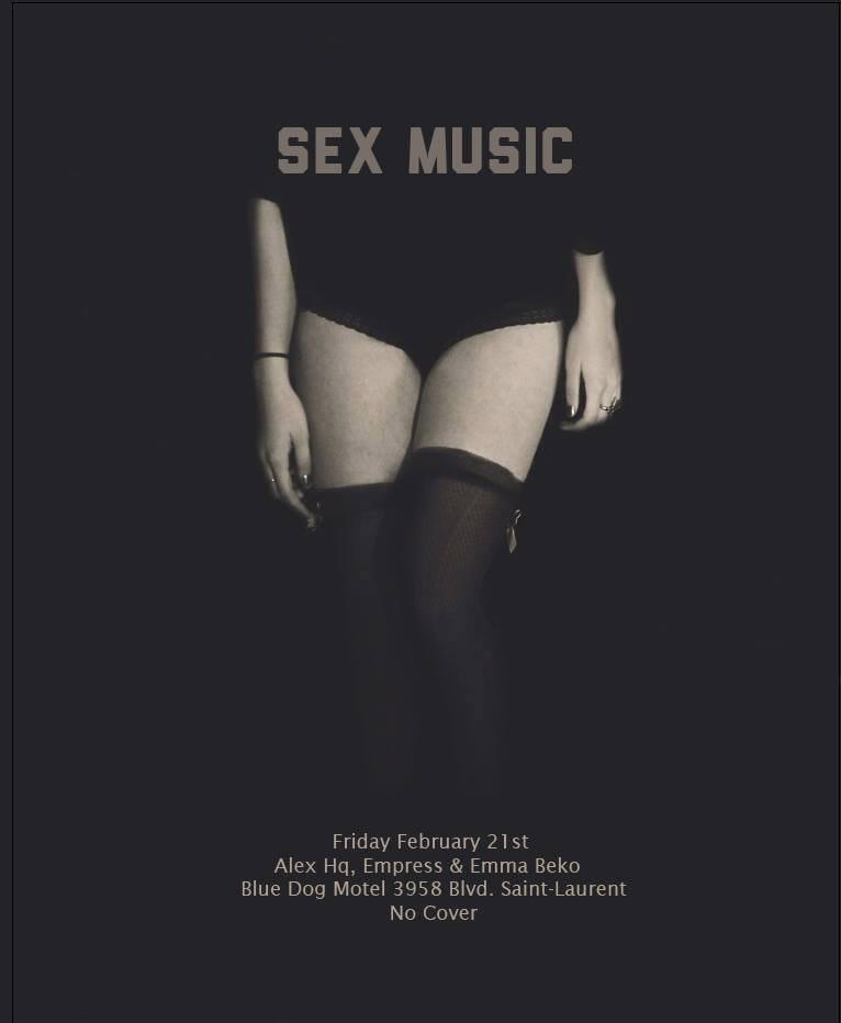 Музыку про секс 5