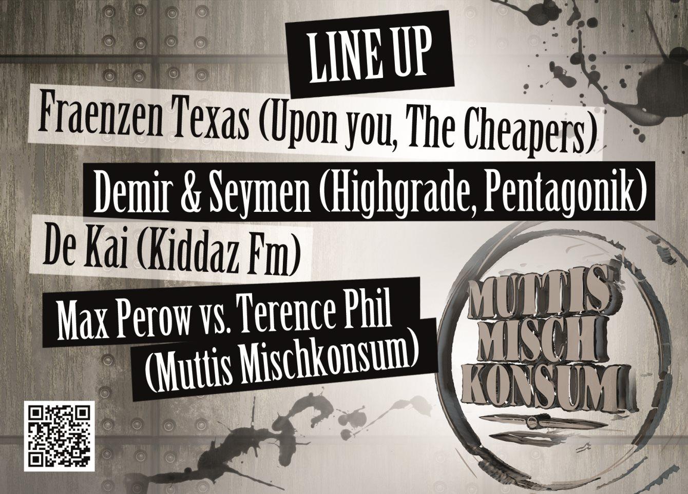 , Demir & Seymen, De Kai, Max Perow vs. Terence Phil at Arena Club