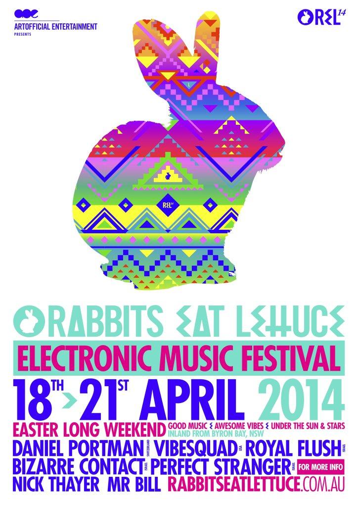 RA: Rabbits Eat Lettuce Festival at TBA - NSW Bushland ...
