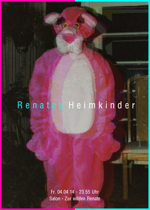 Ra renates heimkinder at salon zur wilden renate berlin for Salon zur wilden renate