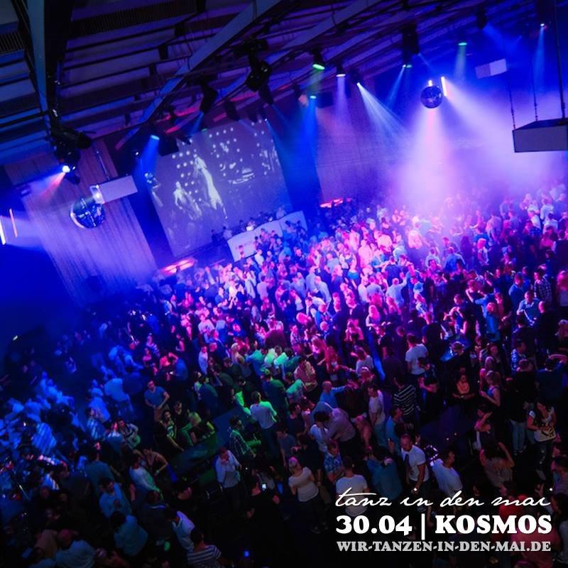 Ra Dance Into May Biggest Party In Berlin At Kosmos Kg Berlin 2014