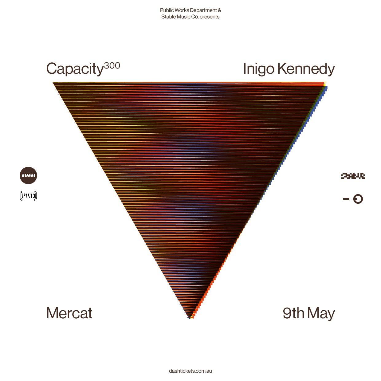 Inigo Kennedy At The Mercat Basement