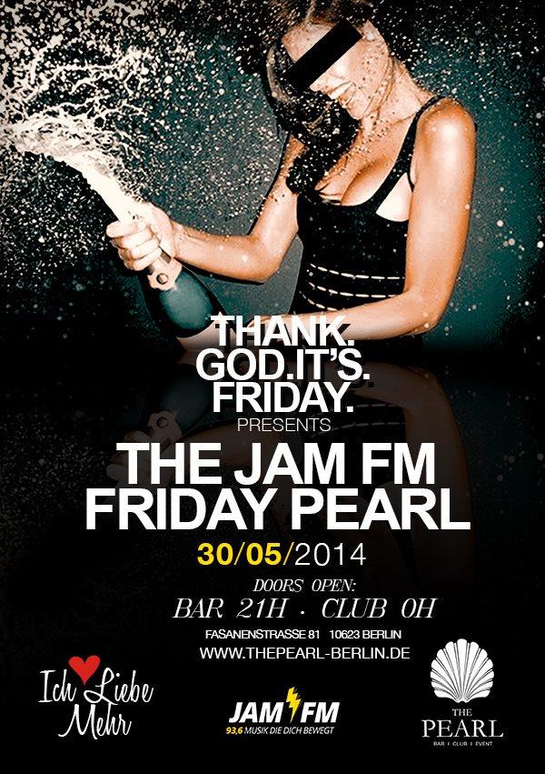 Ra Thank God Its Friday At The Pearl Berlin 2014