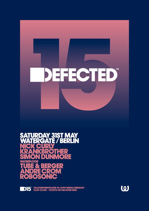 Ra defected in the house at watergate berlin 2014