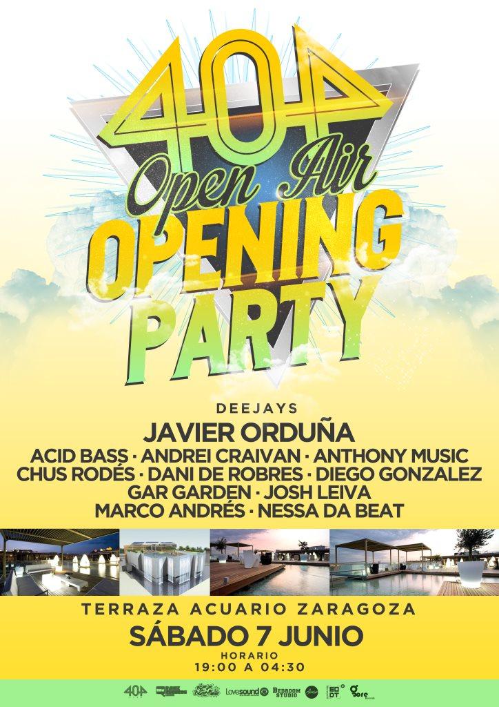 Ra 404 Club Open Air At Terraza Acuario North 2014