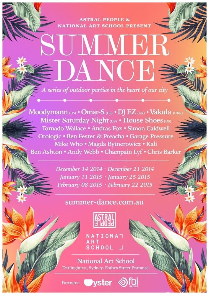 Dance art university sydney