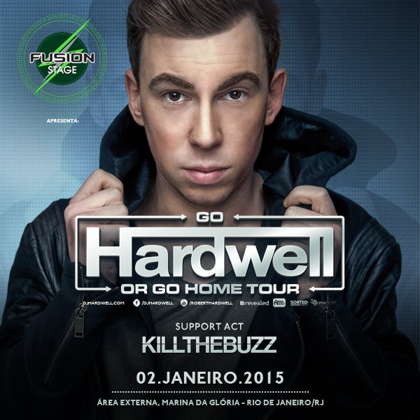 Page 1 | Go Hardwell Or Go Home Tour - Rio de Janeiro at Marina Da Glória. Topic published by DjMaverix in Live Set - Dance Hall - Party (Events).