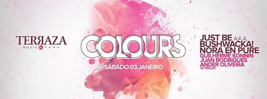 Ra Terraza Bc By Colours Presents Bushwacka Nora En Pure