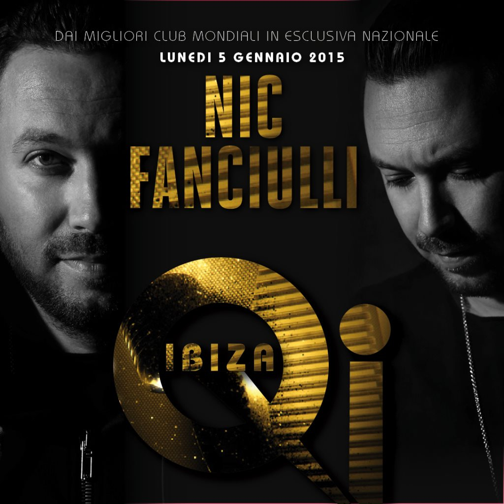 Page 1 | 05/01/2015 | Erbusco | Nic Fanciulli at Qi. Published by DjMaverix on Wednesday, 24 December 2014 in Clubs and Discoteque (Events)