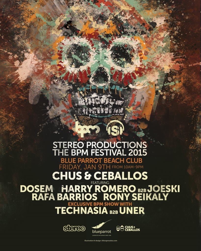 Bpm Festival 2015 Lineup