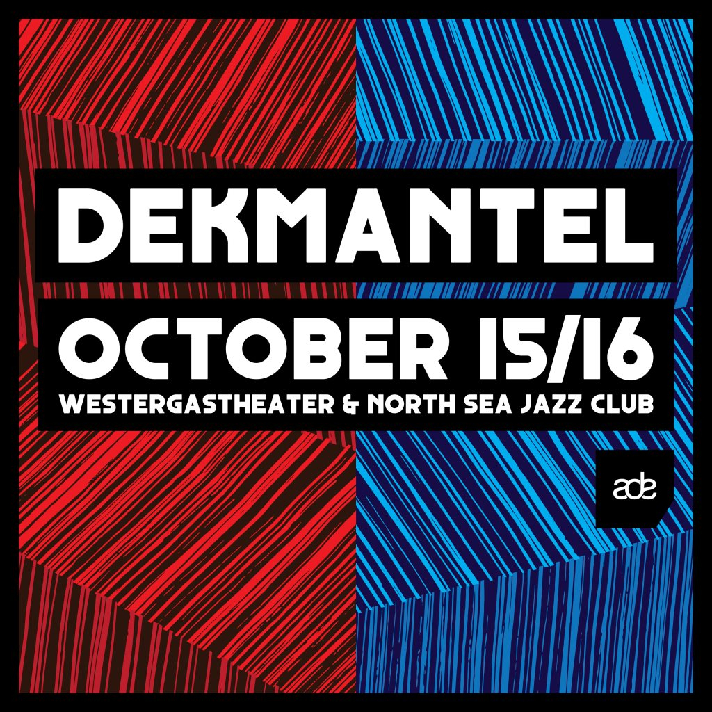Dekmantel announce two nights at ADE 2015