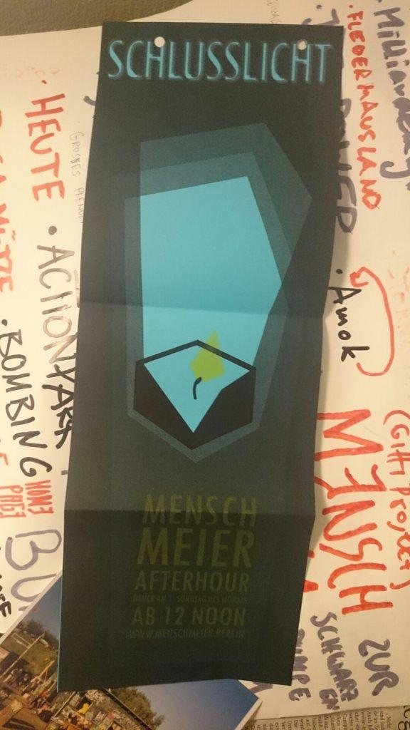 Ra Schlusslicht Iii At Mensch Meier Berlin 2015