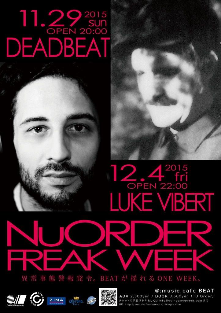 Deadbeat - Walls And Dimensions