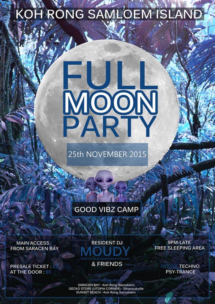 Full Moon Island Resort Cambodia