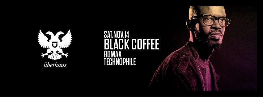 RA: berhaus presents Black Coffee \/\/ 4 Year An