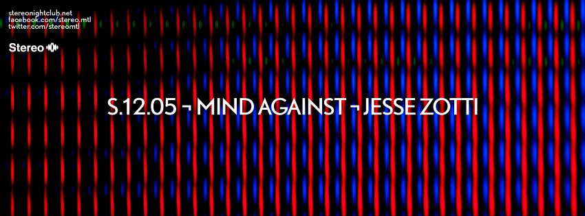 Ra mind against jesse zotti at stereo montreal 2015 for Jardin stereo 2015 line up