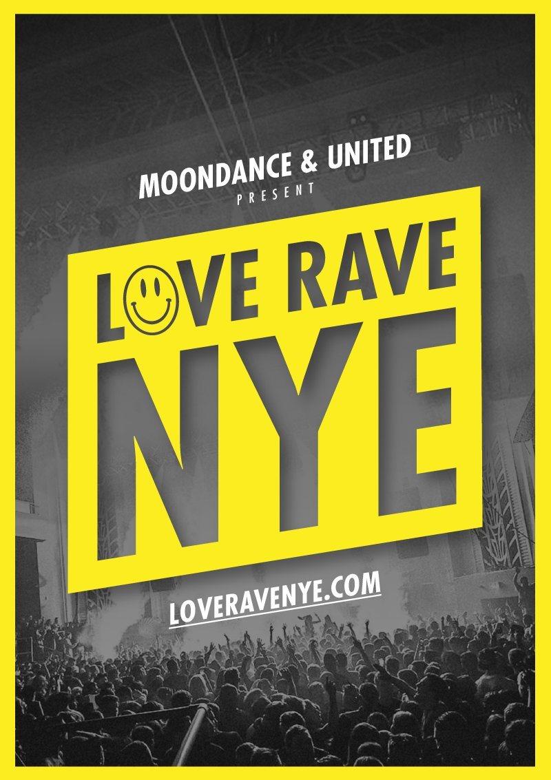 Love rave NYE 2015