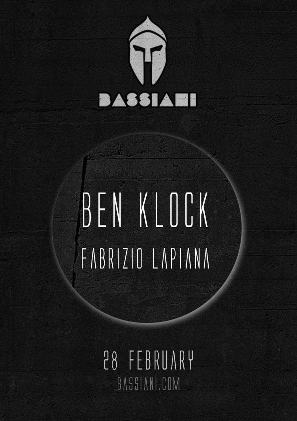 Page 1 | 28/02/2015 | Tbilisi | Bassiani: Ben Klock, Fabrizio Lapiana at Warehouse [RIKE]... Published by DjMaverix on Sunday, 04 January 2015 in Clubs and Discoteque (Events)