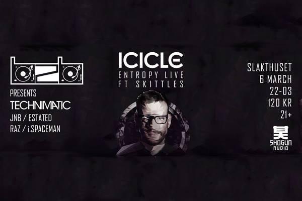 Icicle - Entropy
