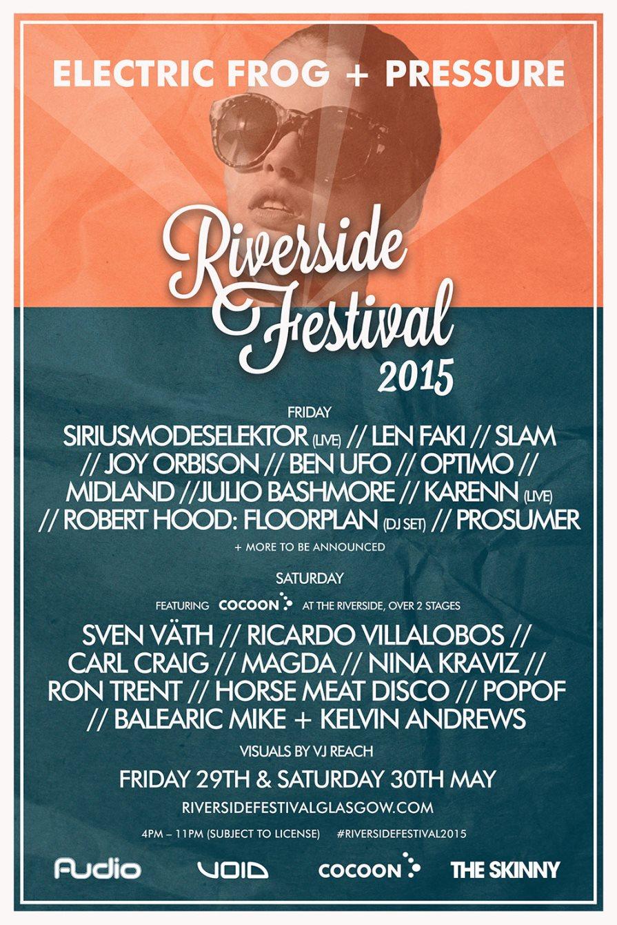 Riverside Museum Food Festival