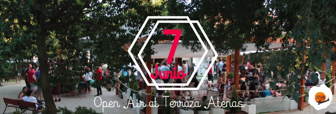Ra After Brunch Open Air At Terraza Atenas Madrid 2015