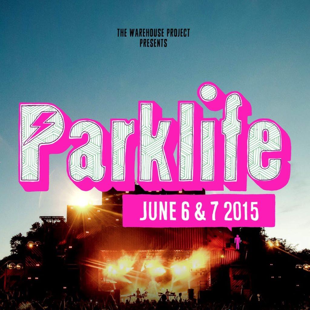 RA: Parklife 20... Parklife Graphics