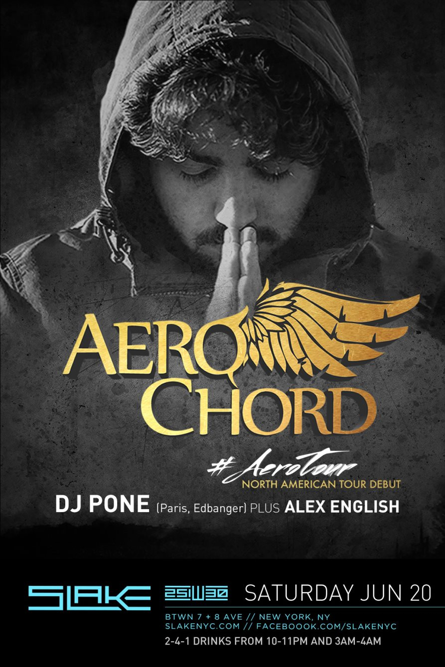 RA Technoir with Aero Chord DJ Pone Paris Ed Banger Alex