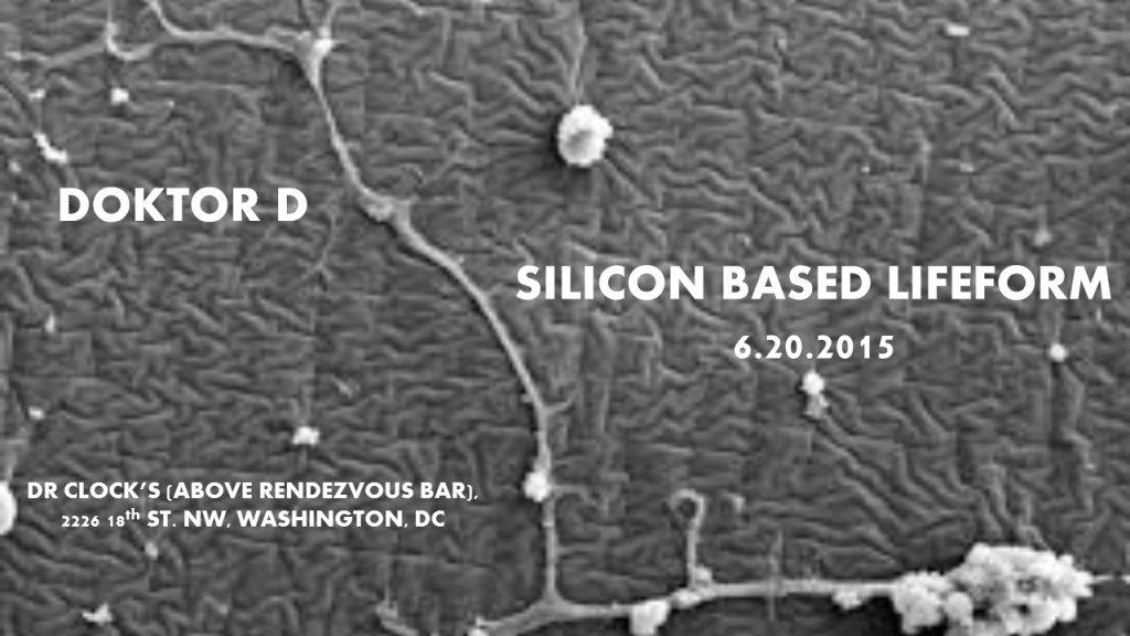 RA: Silicon Based Lifeform at Dr. Clock's Nowhere Bar, Washington ...