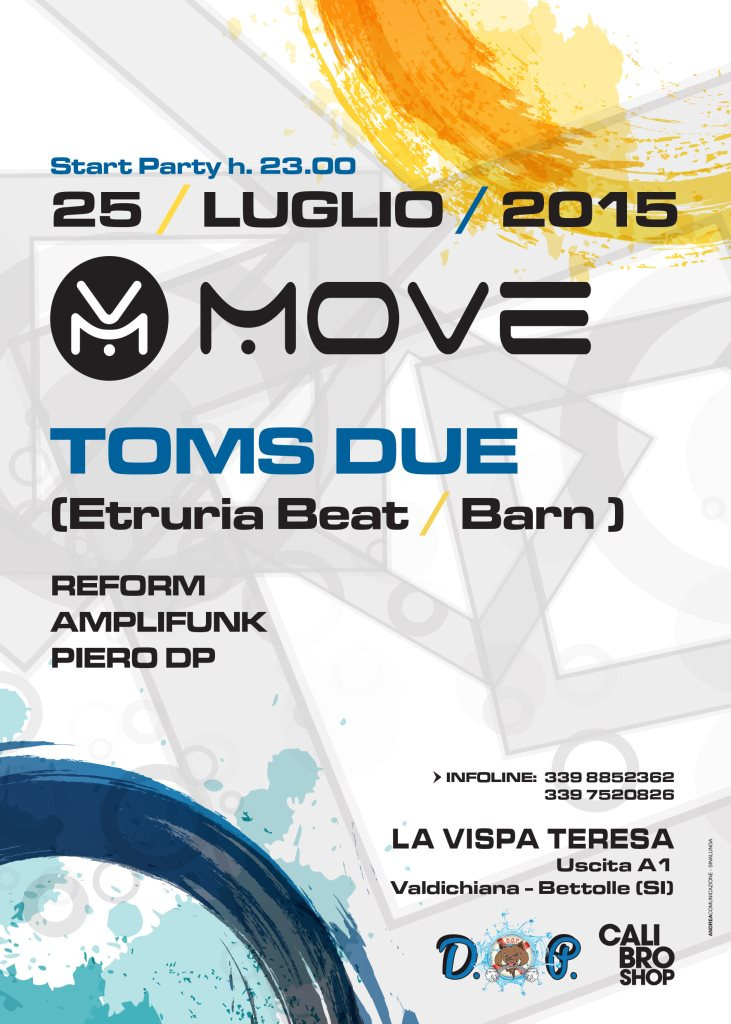Ra move party at piscine apogeo central 2015 for Club piscine flyer