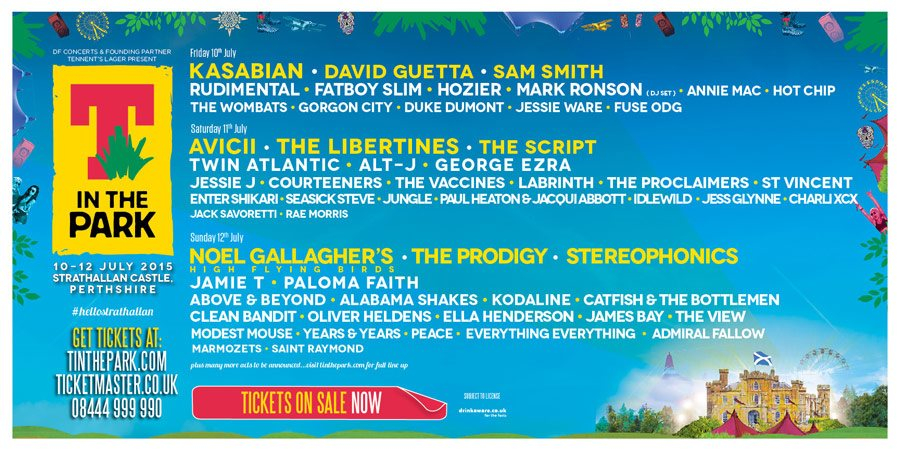 noel gallagher 2018 t in the park RA: T In The Park 2015 at Strathallan Castle, Scotland (2015) noel gallagher 2018 t in the park