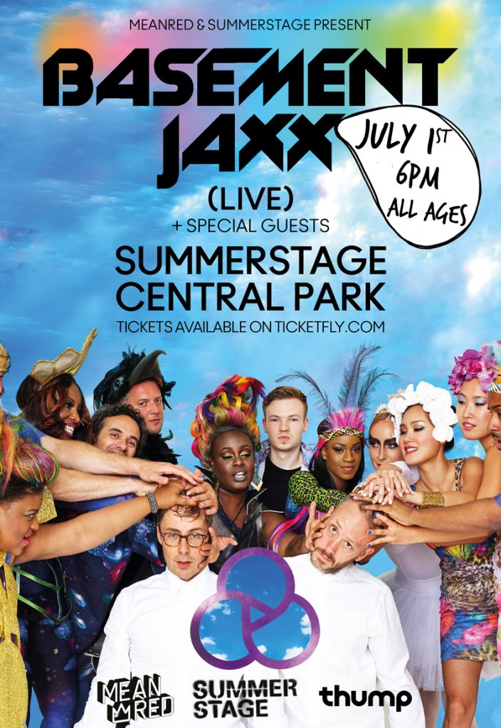 ra meanred presents summerstage x basement jaxx live at central