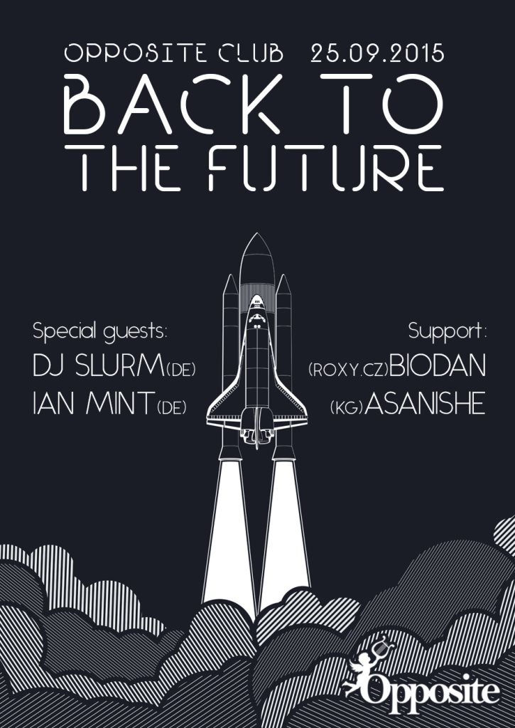 RA: Back to the Future at Opposite Club, Czech Republic (2015)